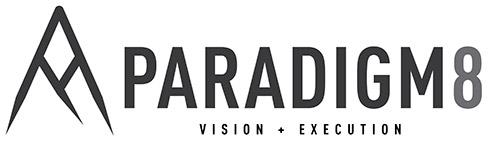 Paradigm8 Logo