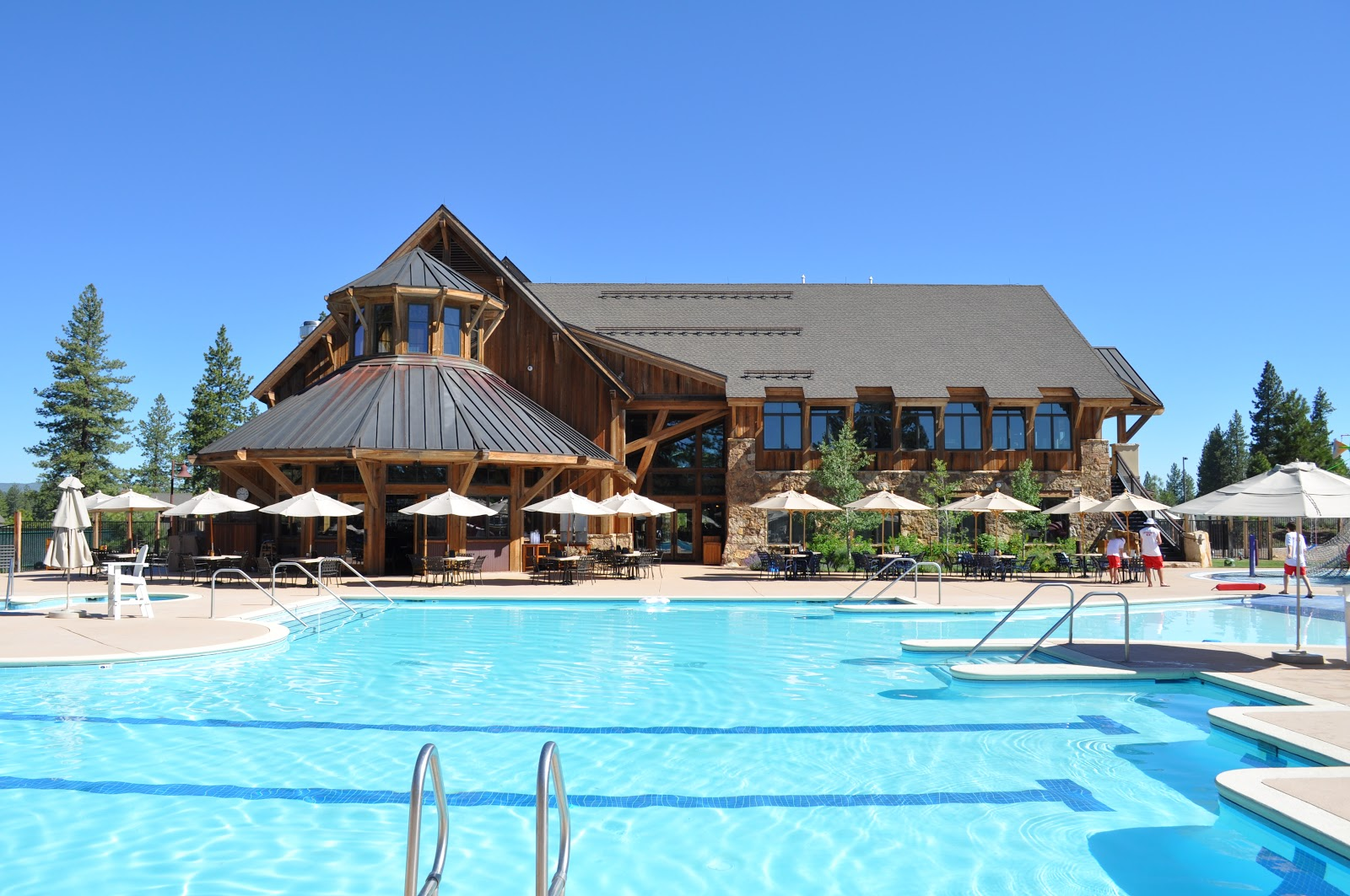 pool at tahoe mountain club