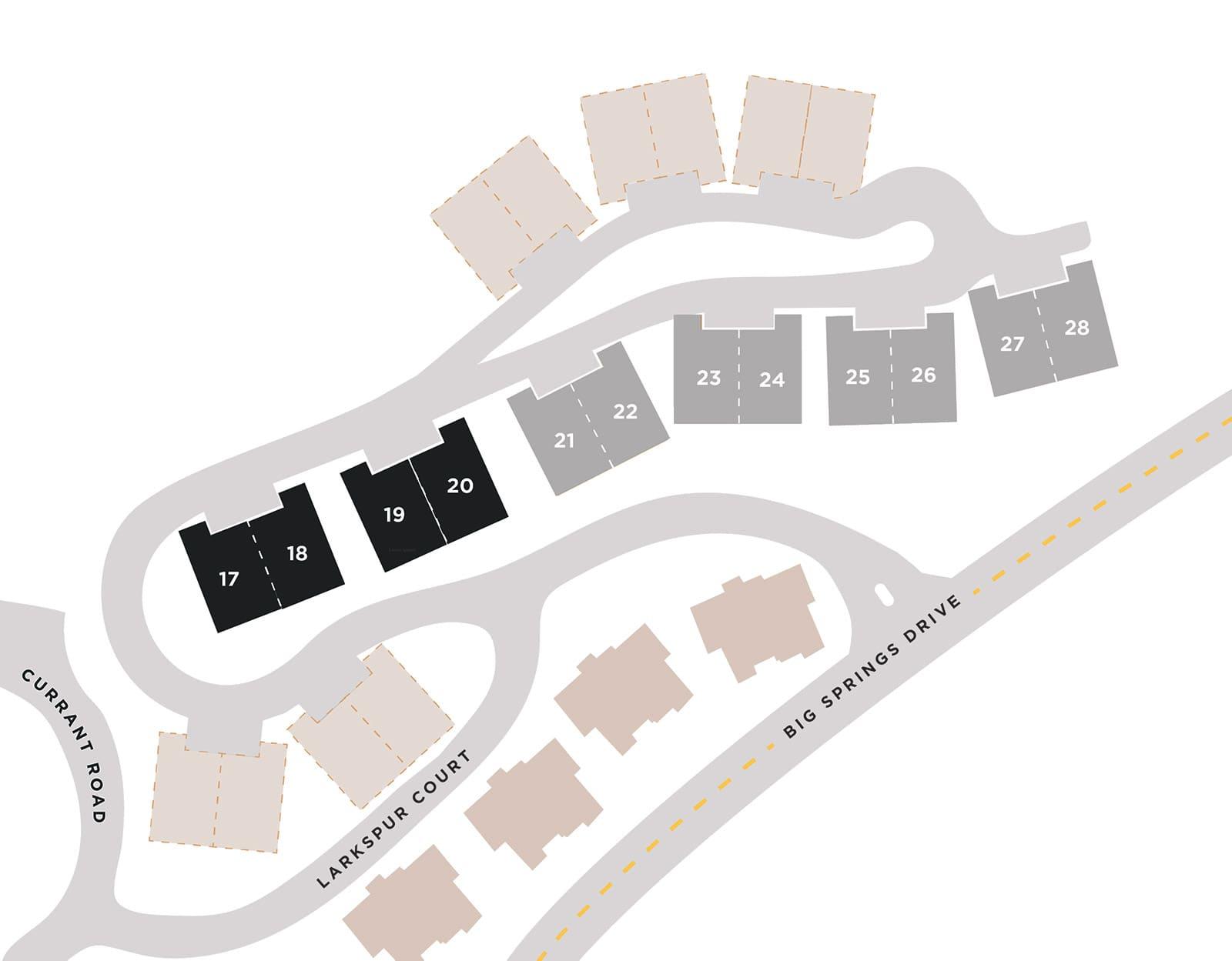 village walk skyline phase 2 availability map